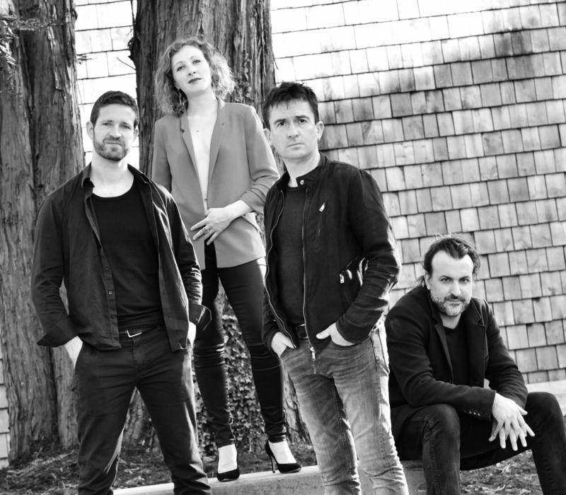 Rozenn Talec – Yannig Noguet Quartet © Eric Legret